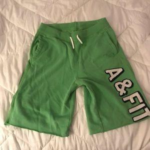 Abercrombie kids shorts size 13/14